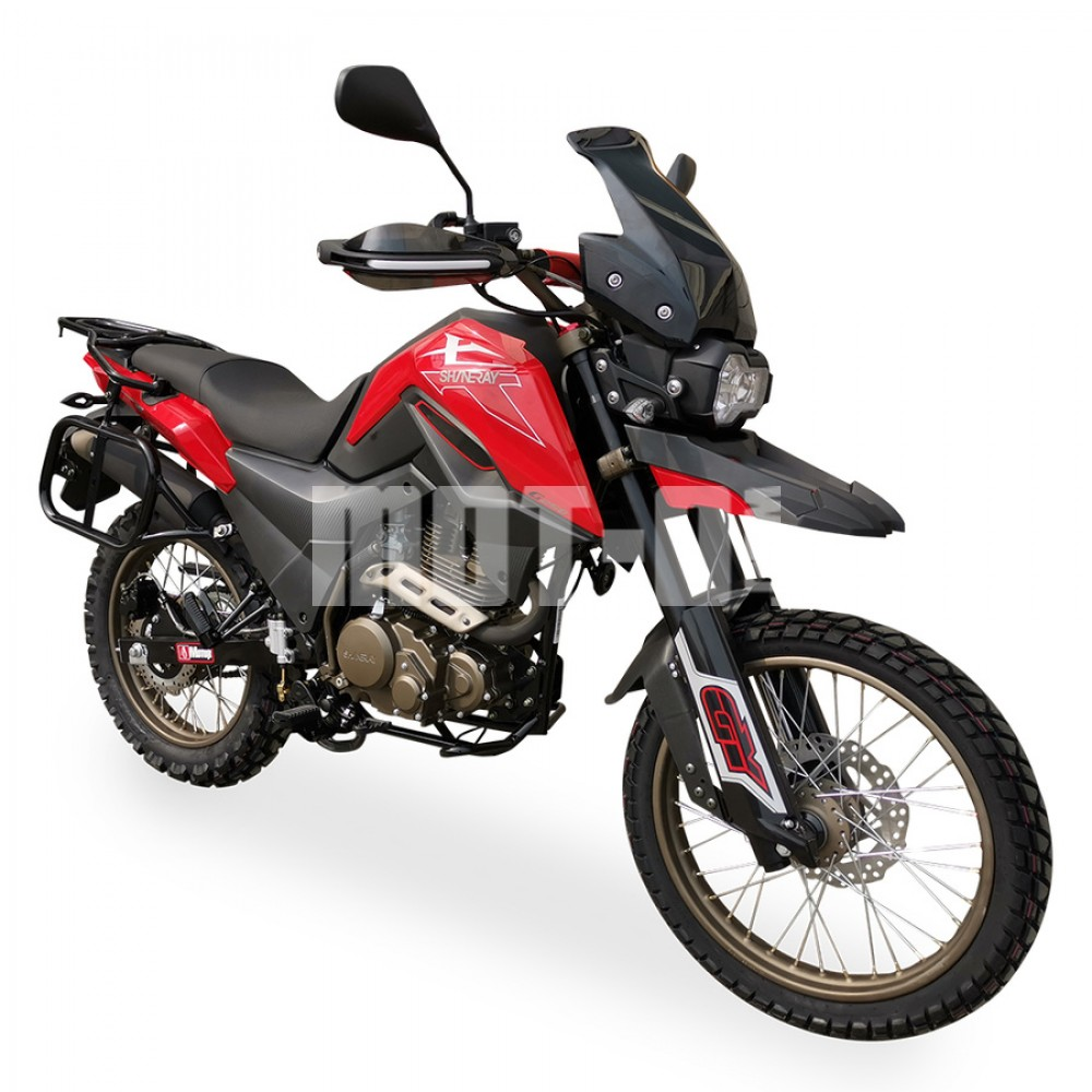 Мотоцикл Shineray X-Trail 250 по лучшей цене: 1,560.00