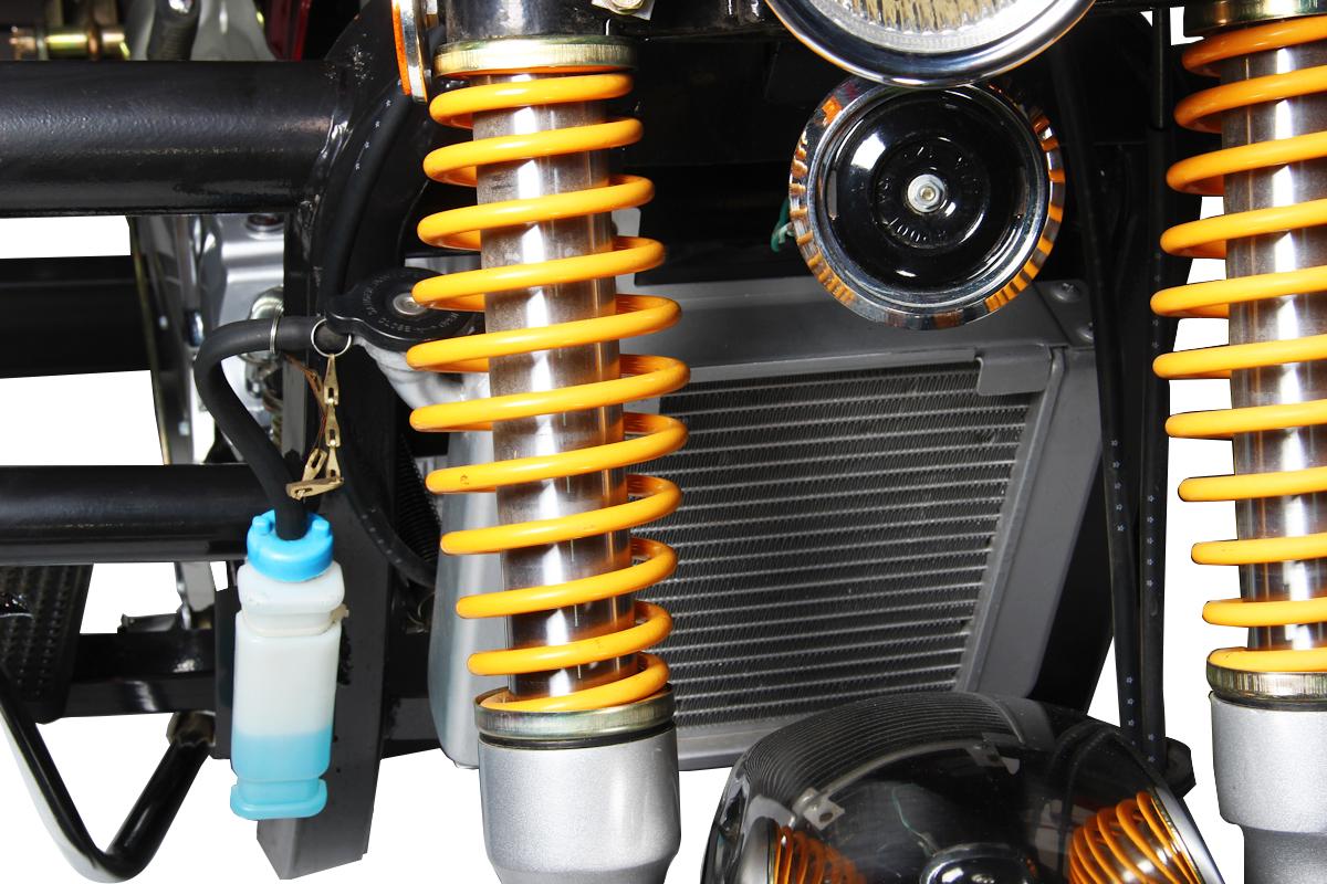 инструкция по ремонту китайских мотоциклов musstang mt200-7